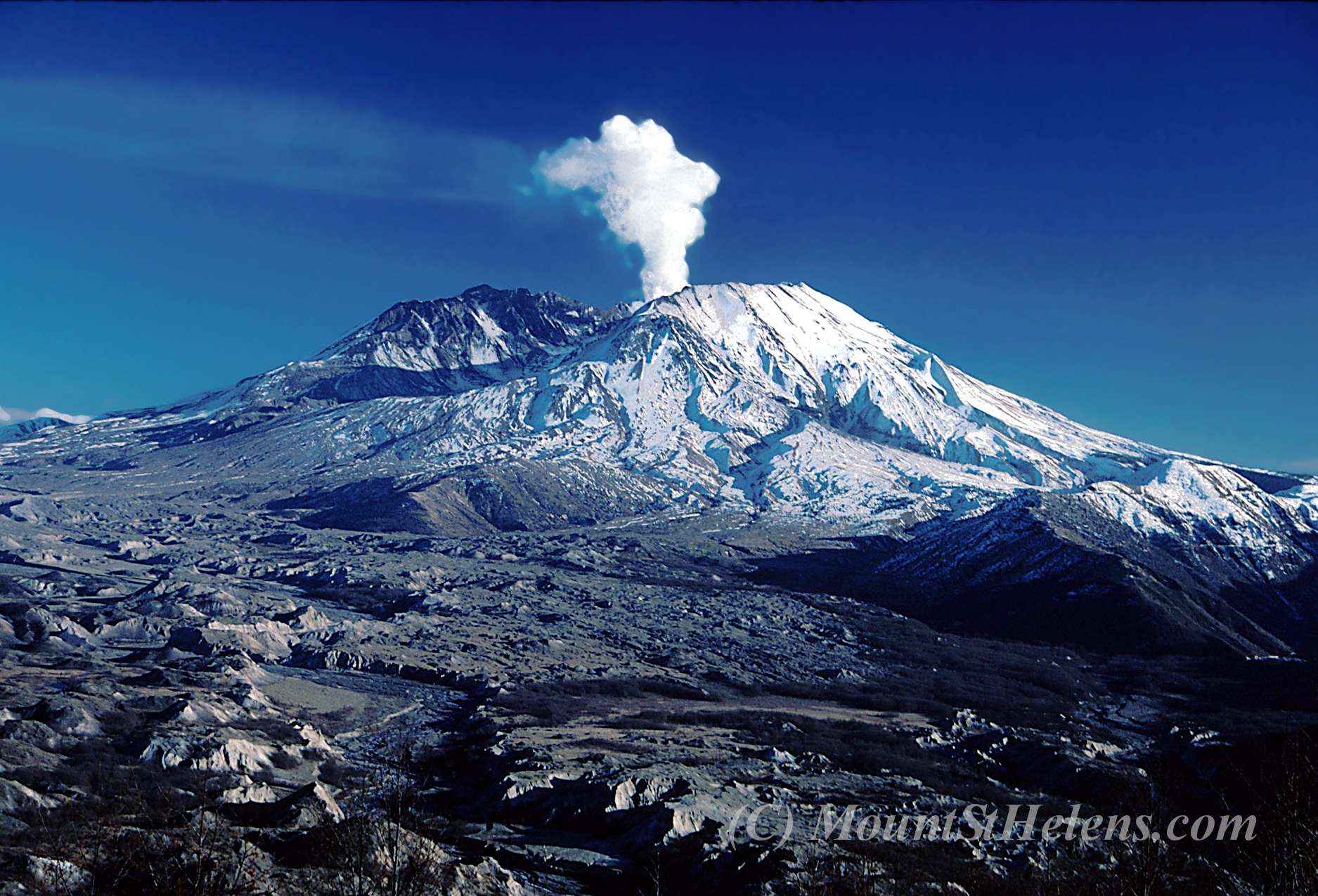 Mount Saint Helens Helicopter Tours