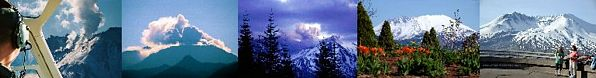 Mount St. Helens Photos - Visitor Guide