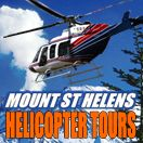 Mt. St. Helens National Park Helicopter Tour